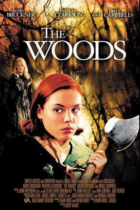 poster for The Woods