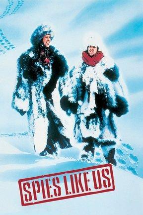 poster for Spies Like Us