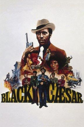 poster for Black Caesar