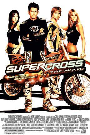 poster for Supercross: The Movie