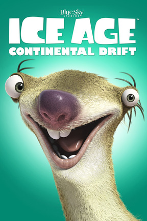 poster for Ice Age: Continental Drift