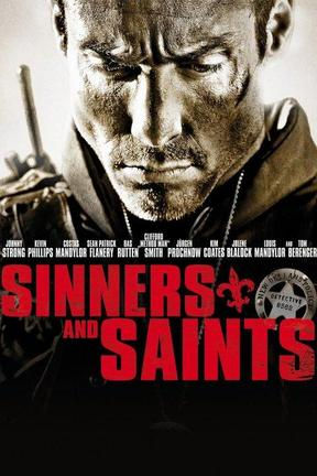 poster for Sinners and Saints