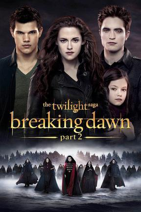 poster for The Twilight Saga: Breaking Dawn Part 2