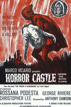 poster for Horror Castle