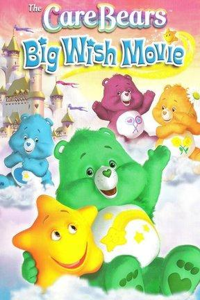 poster for The Care Bears: Big Wish Movie