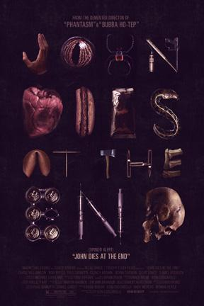poster for John Dies at the End