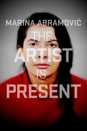 poster for Marina Abramovic: The Artist Is Present
