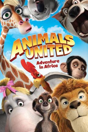 poster for Animals United