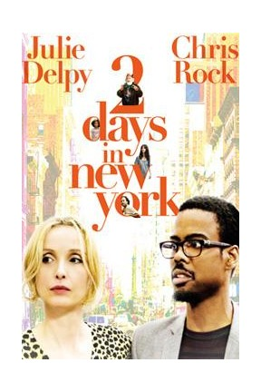 poster for 2 Days in New York