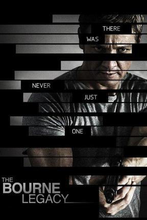 poster for The Bourne Legacy
