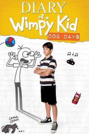 poster for Diary of a Wimpy Kid: Dog Days