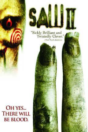 poster for Saw II