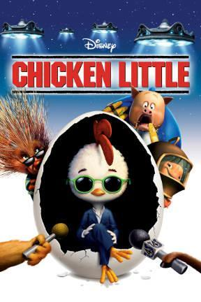 poster for Chicken Little