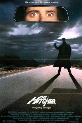 poster for The Hitcher
