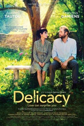 poster for Delicacy