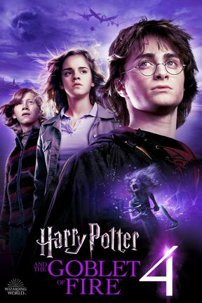 poster for Harry Potter and the Goblet of Fire