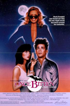 poster for Once Bitten