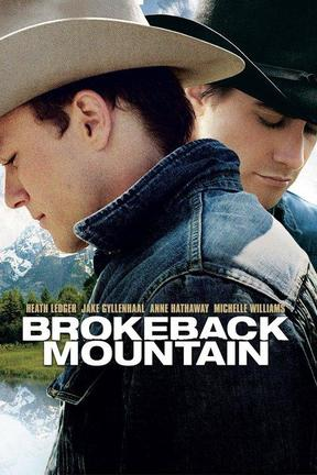 poster for Brokeback Mountain