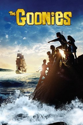 poster for The Goonies