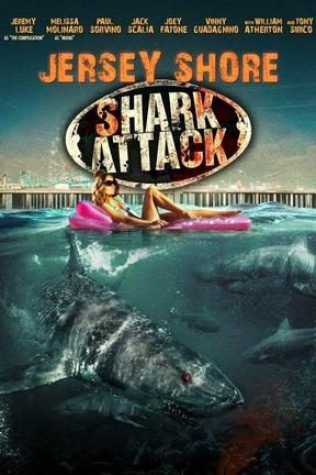 poster for Jersey Shore Shark Attack