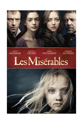 poster for Les Misérables