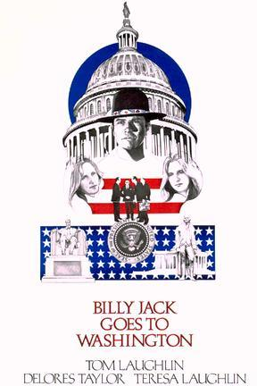 poster for Billy Jack Goes to Washington
