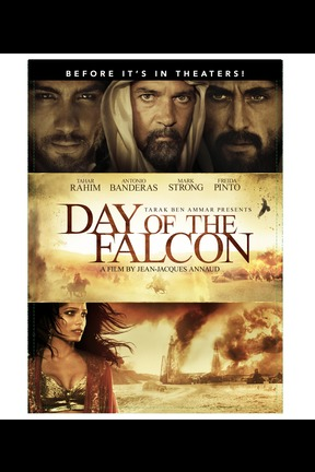 poster for Day of the Falcon