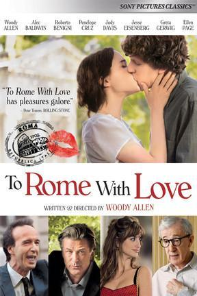 poster for To Rome With Love