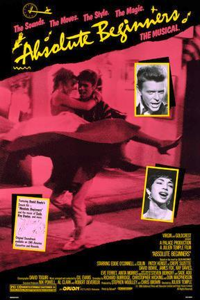 poster for Absolute Beginners
