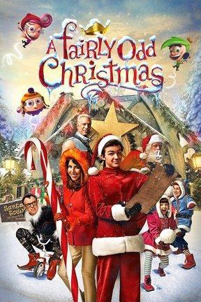 poster for A Fairly Odd Christmas