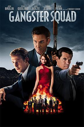 poster for Gangster Squad