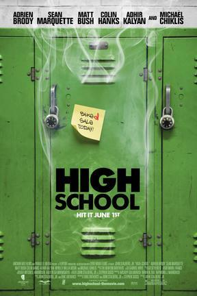 poster for High School