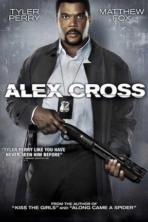 poster for Alex Cross
