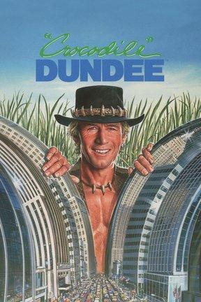 poster for `Crocodile' Dundee