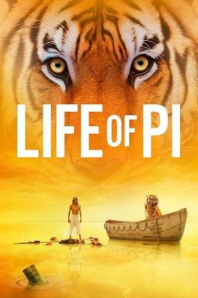 poster for Life of Pi