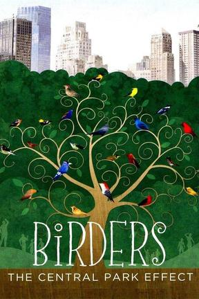 poster for Birders: The Central Park Effect
