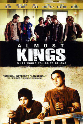 poster for Almost Kings