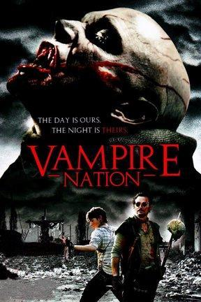 poster for Vampyre Nation