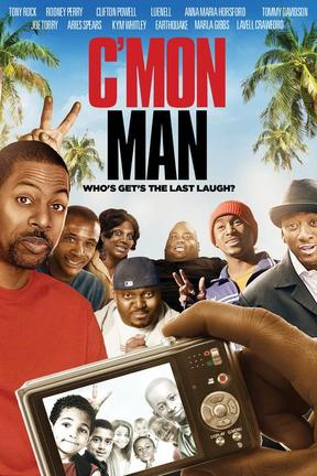 poster for C'mon Man