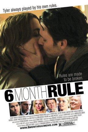 poster for 6 Month Rule