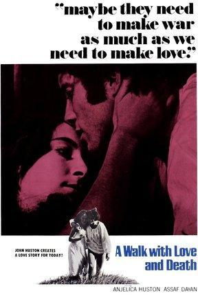 poster for A Walk With Love and Death