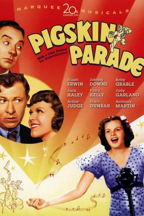 poster for Pigskin Parade