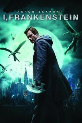 poster for I, Frankenstein