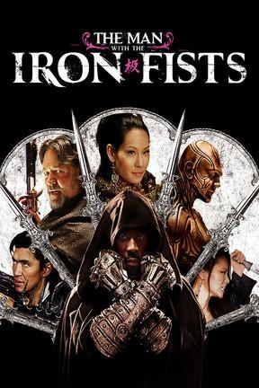 poster for The Man With the Iron Fists
