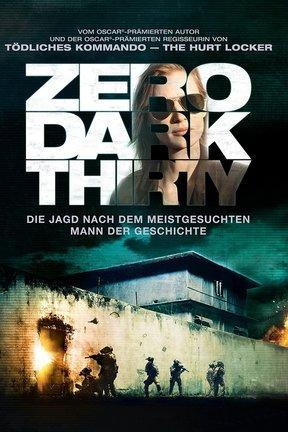 poster for Zero Dark Thirty