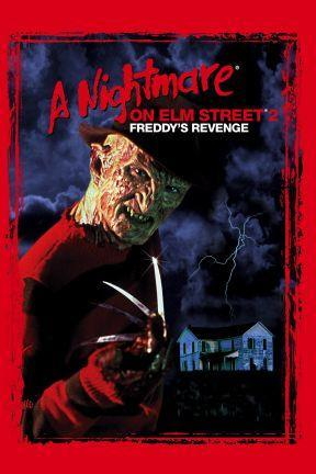 poster for A Nightmare on Elm Street 2: Freddy's Revenge
