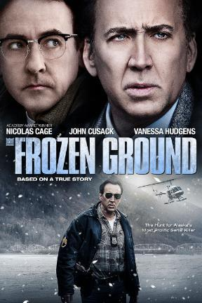 poster for The Frozen Ground