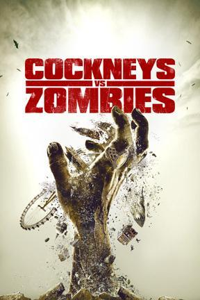 poster for Cockneys vs Zombies