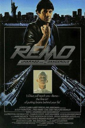poster for Remo Williams: The Adventure Begins