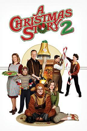 poster for A Christmas Story 2